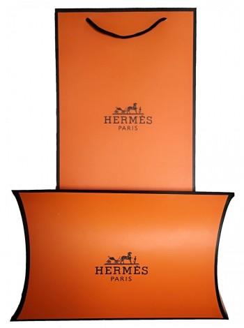 Подарочный конверт с пакетом Hermes