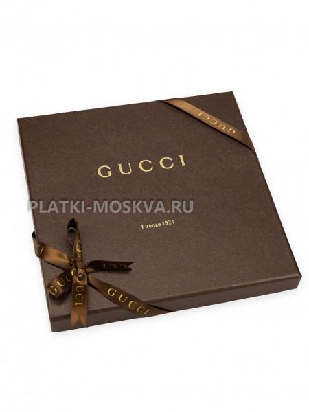 Подарочная коробка Gucci квадратная