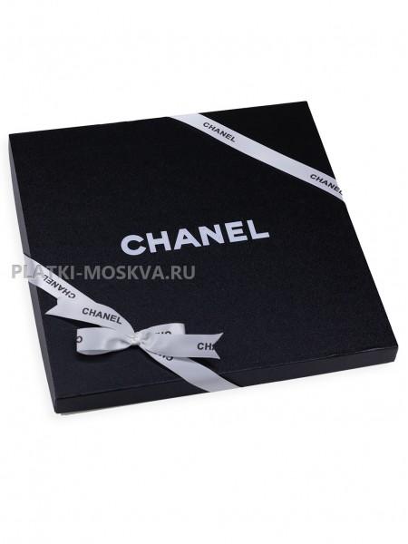 Подарочная коробка Chanel квадратная