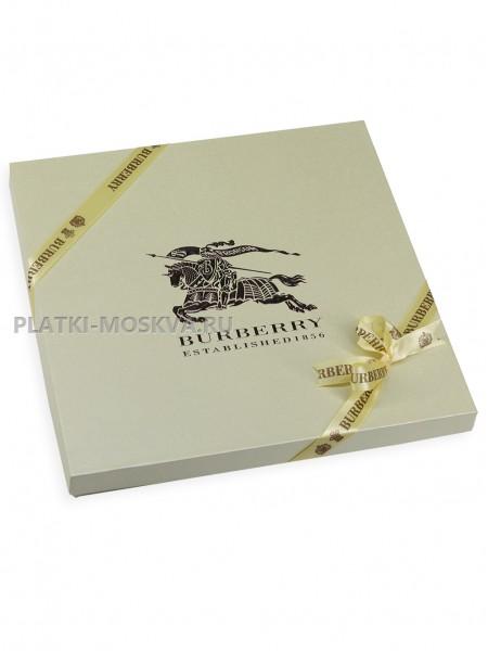 Подарочная коробка Burberry квадратная
