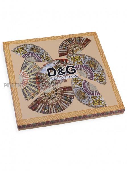 Подарочная коробка Dolce Gabbana квадратная