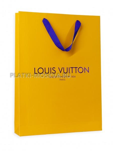 Фирменный пакет LV