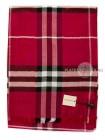 Палантин Burberry красный 418