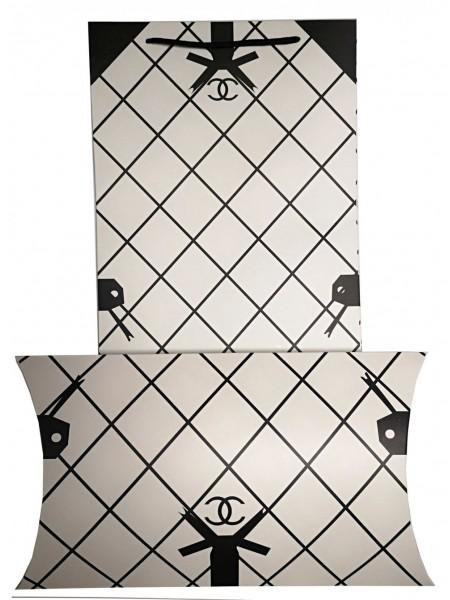 Подарочный конверт с пакетом Chanel
