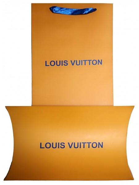 Подарочный брендовый конверт с пакетом